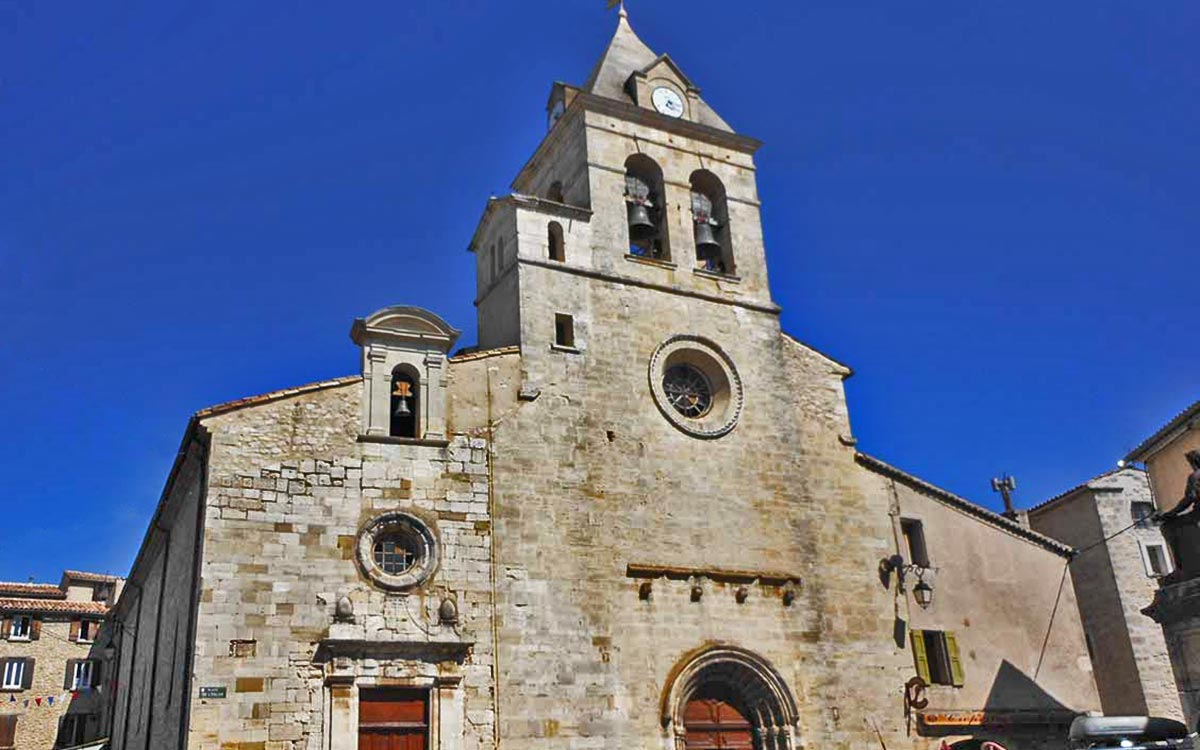 Sault kerk